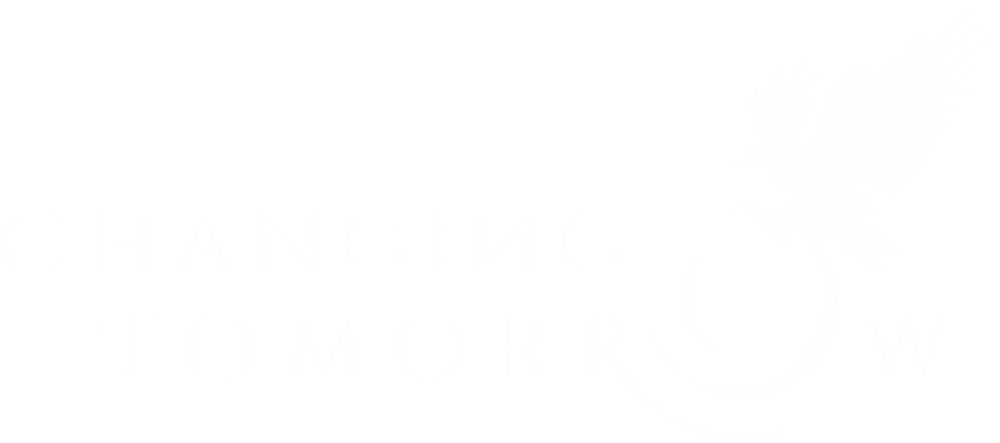 white final changing tomorrow logo (wwww